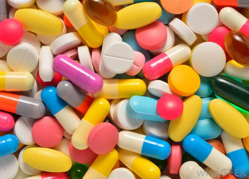 What is the difference between pills, capsules, tablets ...
