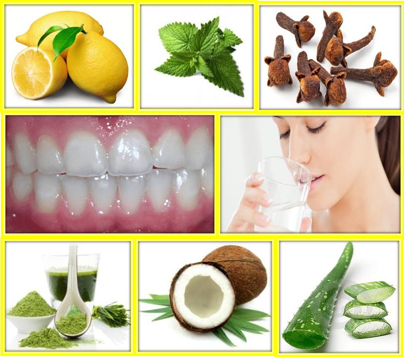 Reverse receding gums naturally