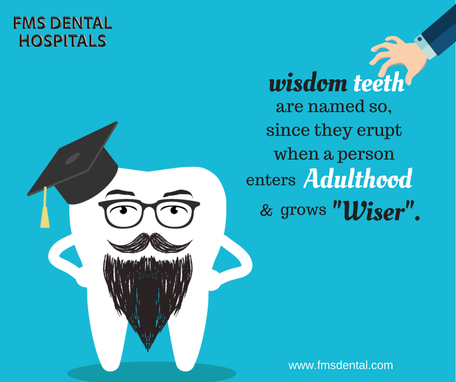 Wisdom Tooth Extraction Cost In Hyderabad India Fms Dental Hospital Dentagama