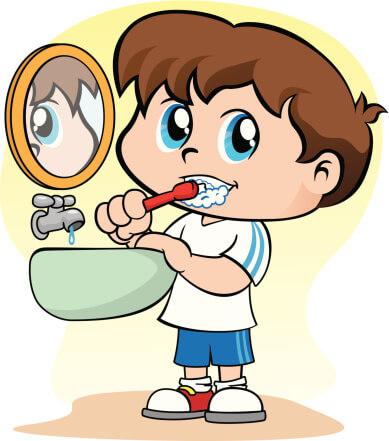 stains teeth