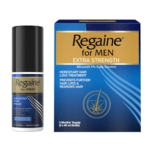 Tips to stop hair loss with Regaine