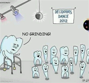 No grinding!