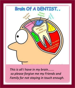 Dentists Brain