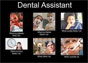Dental assistant joke