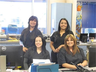 Front desk team at Magic Smiles Dental Phoenix