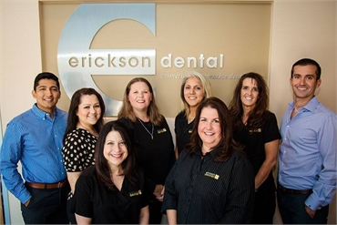 The team at Irving dentistry Erickson Dental