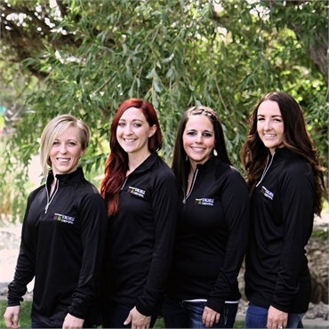 Team of dental hygienists at Torghele Dentistry