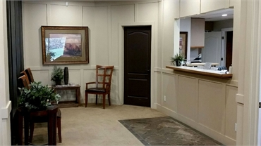Front desk at our cosmetic dentistry in Ogden UT