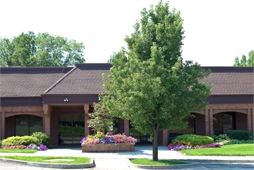Our cosmetic dentistry building in Ogden UT 84401