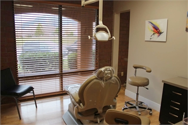 Operatory at Ogden periodontal center Torghele Dentistry