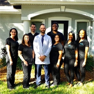 Dental team at Carrollwood Smiles