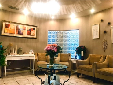 Interior view Carrollwood Smiles