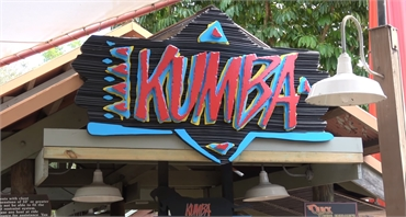 Kumba at 16 minutes drive to the southeast of Tampa dentist Carrollwood Smiles