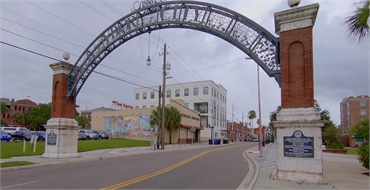 Ybor City Historic District at 15 minutes drive to the south of Tampa dentist Carrollwood Smiles