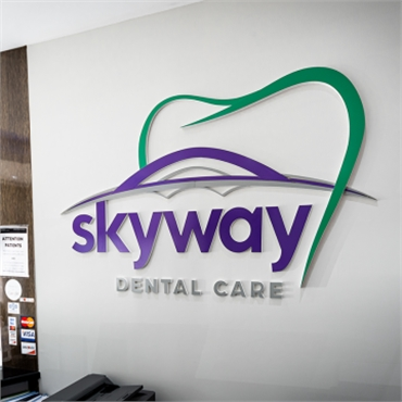 skyway dental office area