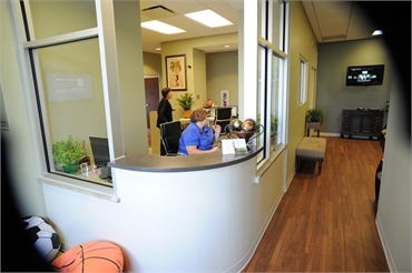 Friendly front desk staff at implant dentistry Beautiful Dentistry in Salisbury NC