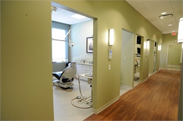 Operatories at Beautiful Dentistry  Salisbury NC