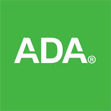 Dr. Ahmad proudly associated with ADA