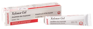 Xylonor analgesic 5% lidocaine gel