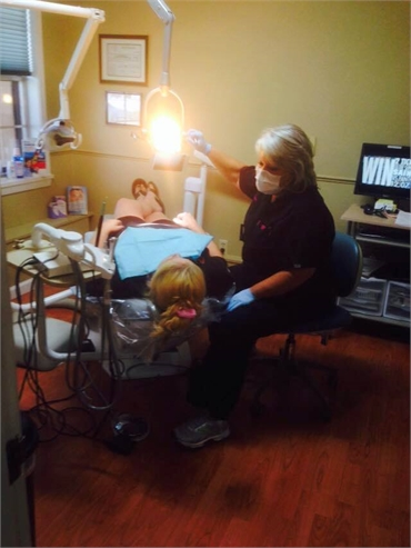 Operatory at our kids dentistry in Shreveport LA