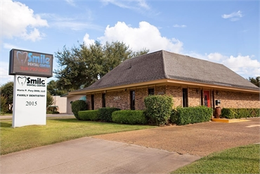 Exterior view of our general dentistry in Shreveport LA