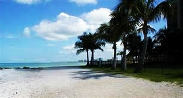 ocean view just a few steps away from our sedation dentistry in Bonita Springs FL