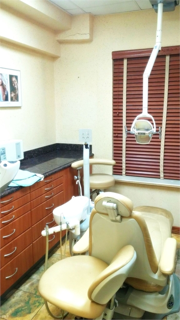Operatory at our general dentistry in Midtown just 2 miles to the north of Beatrice Apartments Midto