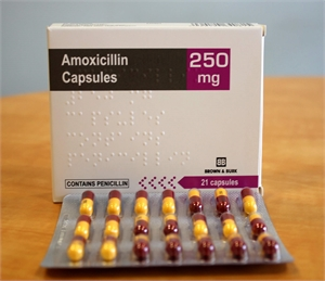 Can I use Amoxicillin to relieve toothache?