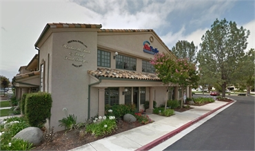 exterior view of Temercula Ridge Dentistry is located just 1.7 miles to the west of Sycamore Terrace