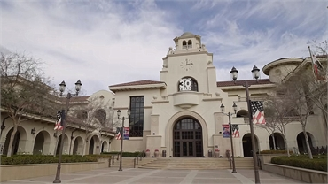 City of Temecula Civic Center 6 minutes drive to the south of Temecula Ridge Dentistry