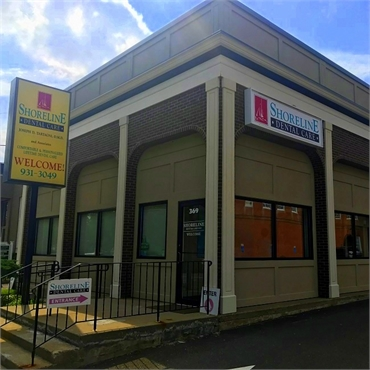 Shoreline Dental Care on 369 Main Street West Haven CT 06516