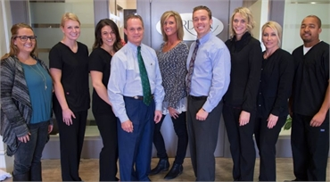 The dental team at Gordon Dental
