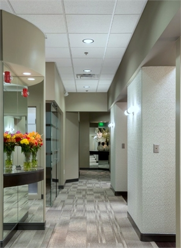 Hallway at Invisalign specialist Gordon Dental Kansas City MO 64151