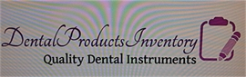 Dental Products Inventory