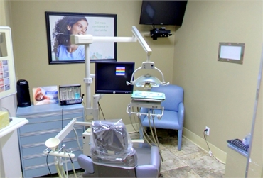 Operatory with state of the art dental equipment at Center of Modern Dentistry Rancho Cucamonga CA