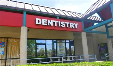 Exterior view of Center of Modern Dentistry Rancho Cucamonga CA