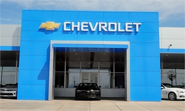Rotolo Chevrolet on S Highland Dr located at just 10 mins drive to the east of Center of Modern Dent