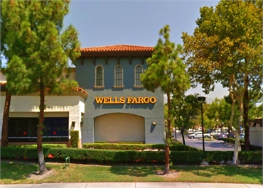 Wells Fargo Bank in Terra Vista Town Center is just a few paces away from Center of Modern Dentistry