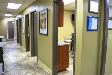 Operatories at Center of Modern Dentistry Rancho Cucamonga CA