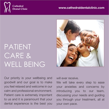 Patient Care and Well-Being