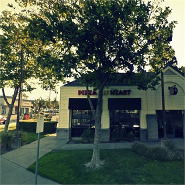 Pizza My Heart 41st Ave near Capitola's dental implant specialist Agata Konopka DDS