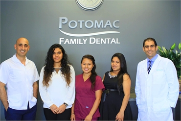 team at Potomac Family Dental