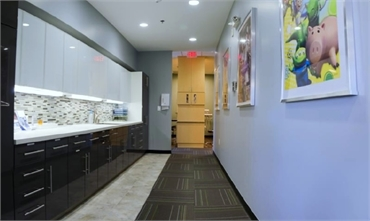 Lab at Woodbridge VA dentist Potomac Family Dental