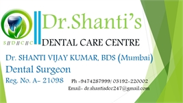 Dr. Shanti's Dental Care Centre