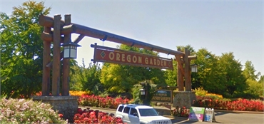 The Oregon Garden located 1.5 miles away from Acorn Dentistry for Kids