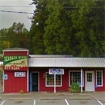 Seabeck Pizza 7.2 miles to the west of Current Dental Bremerton WA