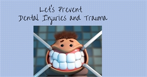 Safety Guidelines to Prevent Dental Injuries and Trauma