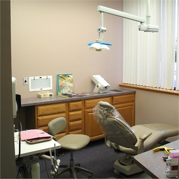 State of the art equipment at the operatory of Clinton Township dentist Michael J Aiello DDS