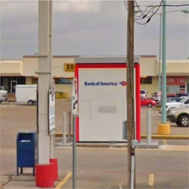 bank of america atm on broadway blvd is 2.9 miles to the north of garland dentist la prada family de