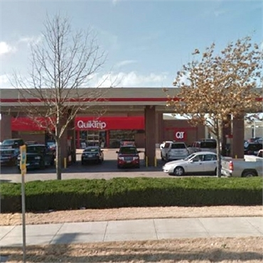quik trip gas station 5825 broadway blvd 1.9 miles to the east of garland dentist la prada family de